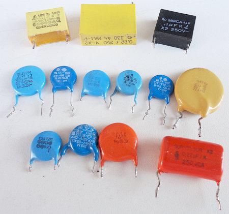 Conhecendo componentes eletronicos Capacitor_supressor