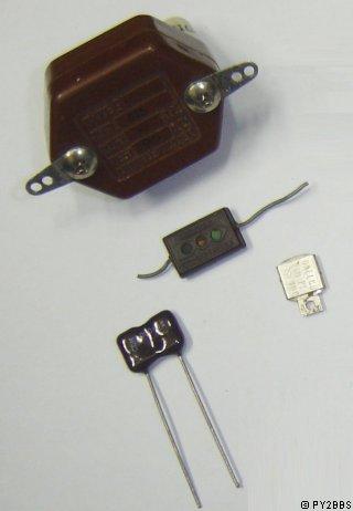 Conhecendo componentes eletronicos Mica