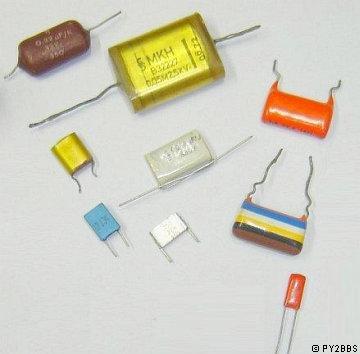 Conhecendo componentes eletronicos Poliester