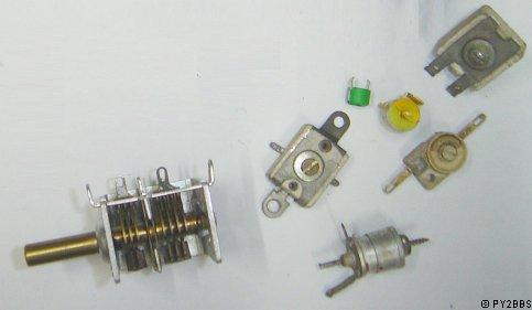 Conhecendo componentes eletronicos Variaveis