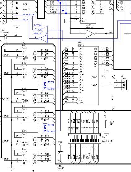 Eeprom Programmer Circuit Diagram | Willem Programmer Schematics 15 Dfc15 Psychosomatik Rose De
